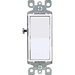 Leviton 5601 Decora Single Pole Switch