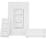 Lutron Caseta PRO Bridge Kit 1 Wall 1 Pico