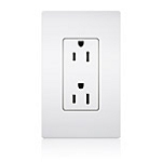 Lutron Satin Color Receptacles