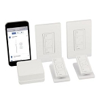 Lutron Caseta Bridge Kit 2 WALL