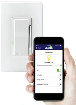 Leviton Decora Digital Bluetooth Dimmer