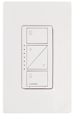 Lutron Caseta 600W Wallbox RF Dimmer