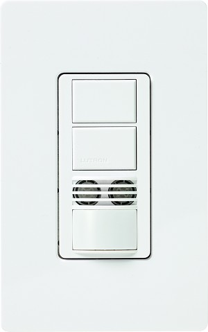 Maestro A202 Dual Tech. Occupancy/Vacancy Sensor 2-circuit Switch